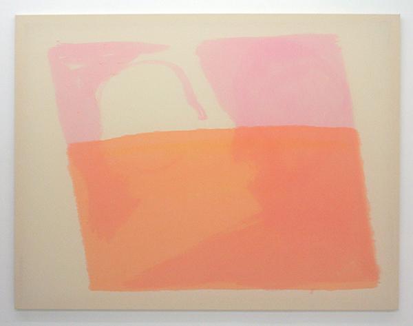 Fiona Mackay - Tourist (3) - 175x135cm Batik op canvas
