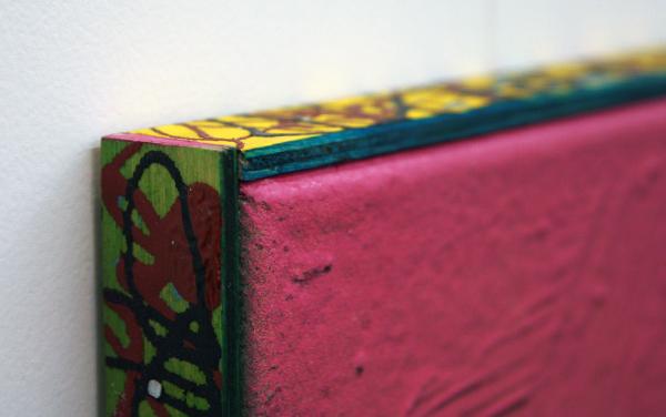 Fluxia - Onbekende kunstenaar (detail)