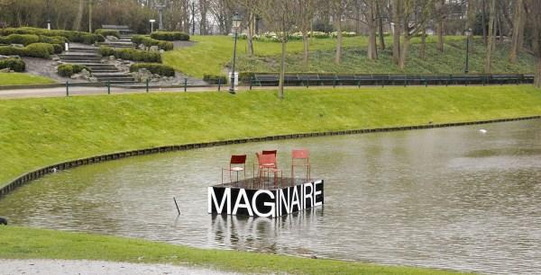 Franz Wesr & Helmo Zoberig - Le Bateau Imaginaire