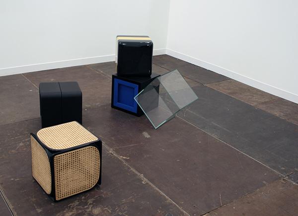 Galerie Crevecoeur - Xavier Antin