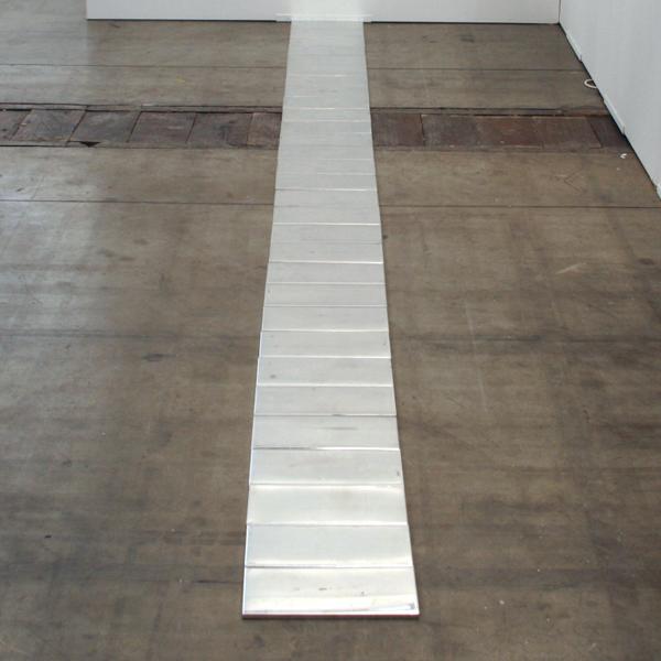 Galerie Greta Meert - Carl Andre