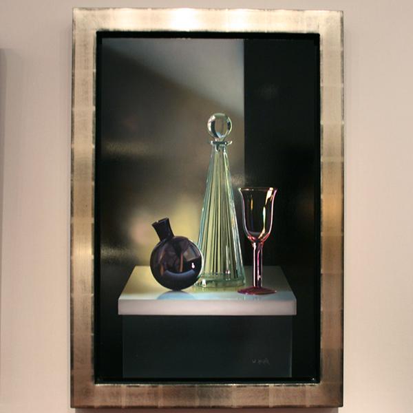 Galerie Lieve Hemel - Walter Leclair