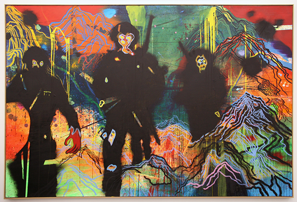 Galerie Thaddaeus Ropac - Daniel Richter