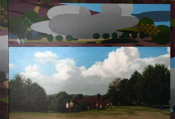 Galerie de Zaal - Jaap van den Ende (detail)