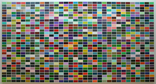 Gerhard Richter - 1024 Farben (350-3)