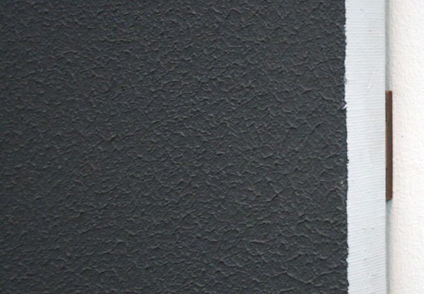 Gerhard Richter - Grey - Olieverf op canvas (detail)