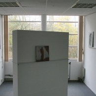 Vandaag opende de Kunstvlaai waar Lost Painters een solo geeft voor de schilder Giel Louws (1975). Giel Louws zelf is alle dagen aanwezig.