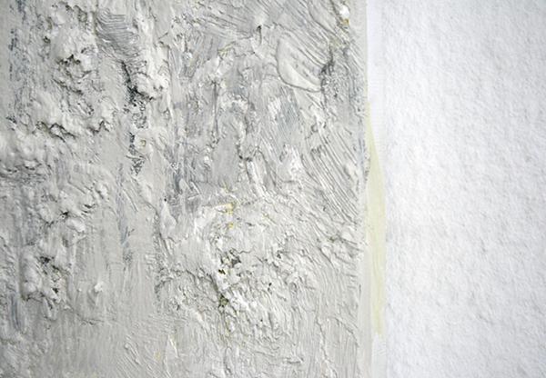 Han Klinkhamer - Zonder Titel - 110x190cm Olieverf op doek (detail)