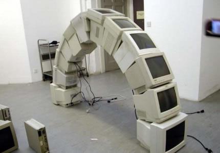 Hedendaagse kunst van 10 jaar geleden