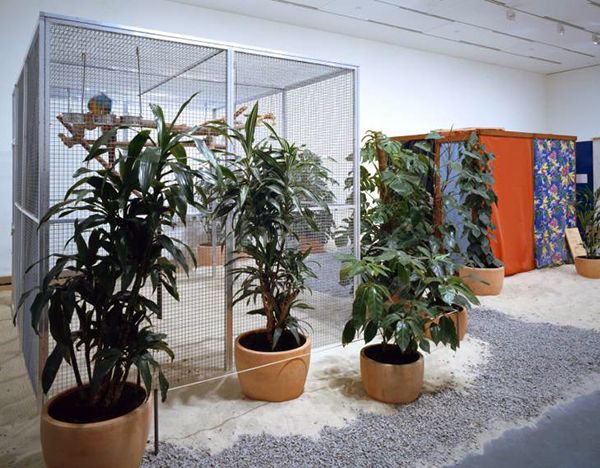 Helio OiticicaTropicalia - Penetrables PN 2 Purity is a myth and PN 3 Imagetical