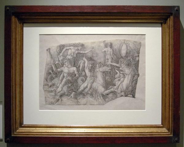 Helmut H Rumbler Kunsthandlung - Andrea Mantegna