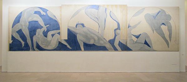 Henri Matisse - La Danse inachevee (1931)