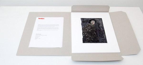 Hinke Schreuders - Fluweel voor elk uur van de dag - Garen op papier, editie van 12+2AP