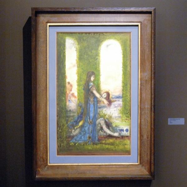 Hopkins galerie - Gustave Moureau