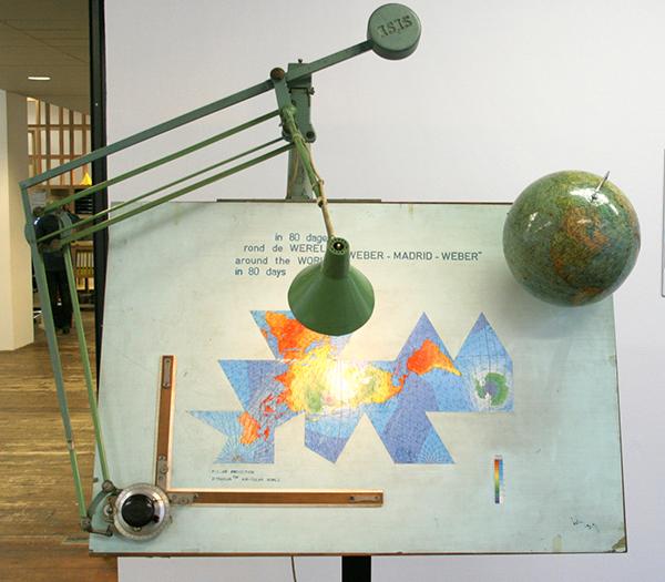 Luc Deleu - Journey Around the World (Weber-Madrid-Weber)