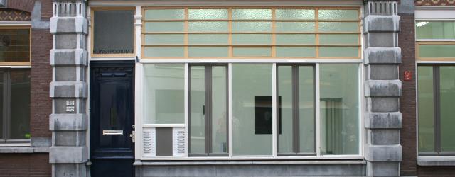 Vanavond opening om 8 uur bij Kunstpodium T te Tilburgmet kunstenaarsgesprekken over autonomie in de kunst.