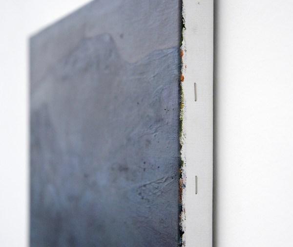 Ina van Zyl - Sneeukop - 40x70cm Olieverf op linnen (detail)