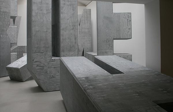 Jack Pierson - DREAMS & HOPE & YOU, elk 425cm Letters van hout
