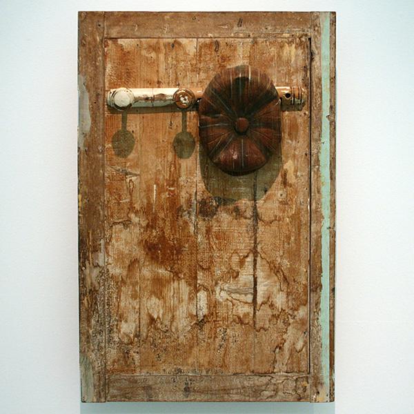 Jack Vanarsky - Casquette qui songe - Kinetisch object en hout