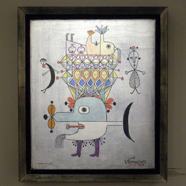 Jacques de la Beraudier Galerie - Victor Brauner