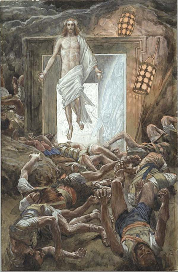 James Tissot - The Resurrection of Christ