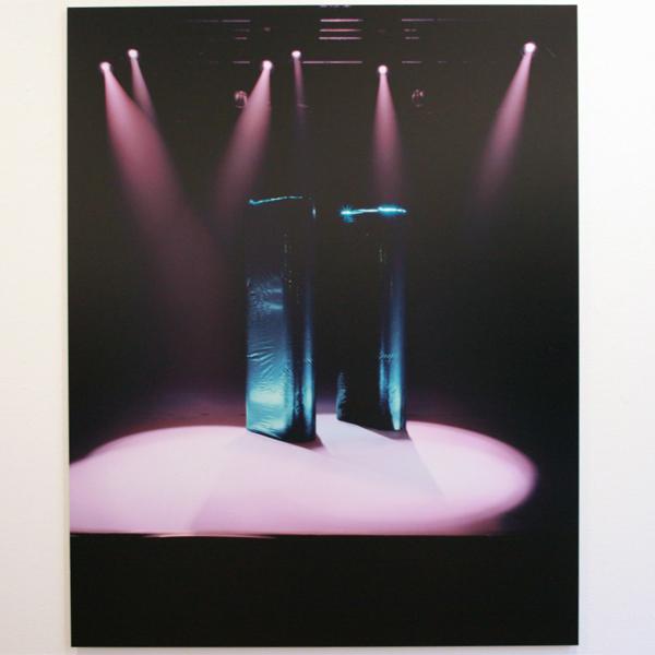 Jan Adriaans - Stage Fright - 160x128cm