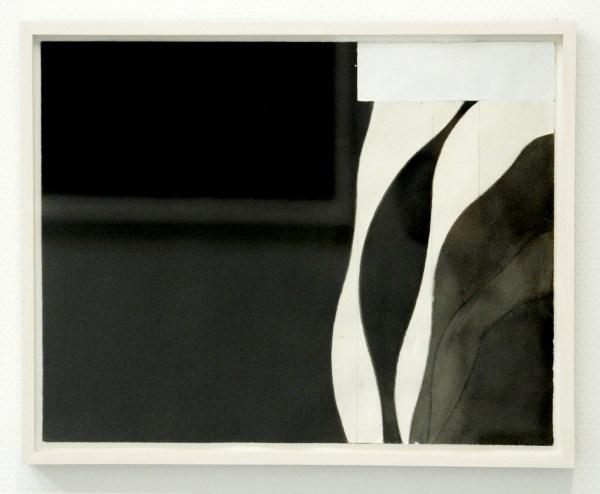 Jan Andriesse - Studie voor water (Caryatide) - Oostindische Inkt op papier