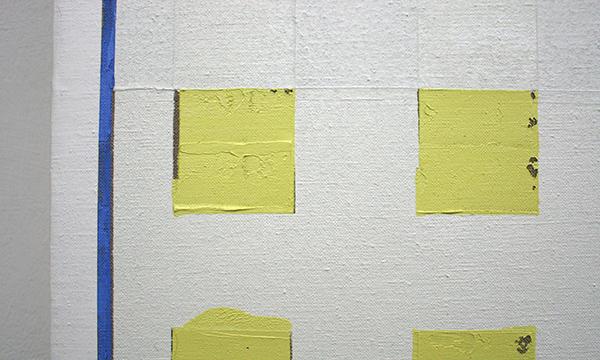 Jan ten Have - Bijna Niet1 (4-delen)(De Cutup en foldin methode, De nulde orde, Eufore sinjalen, En nogal rough) - 35x50 & 50x70 & 55x65 & 50x60cm (detail)