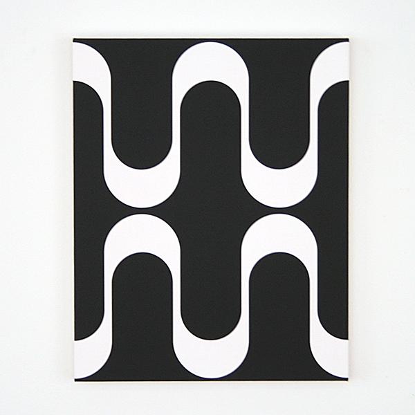 Jan van der Ploeg - MWMW - 50x40cm Acrylverf op canvas