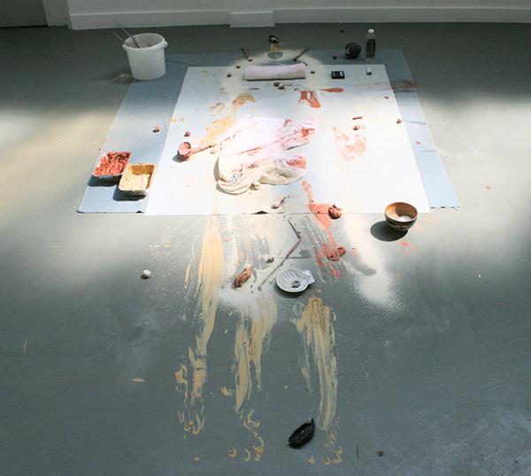 Jasper Griepink - Laya Papaya's Public Bathhouse - Performance en installatie