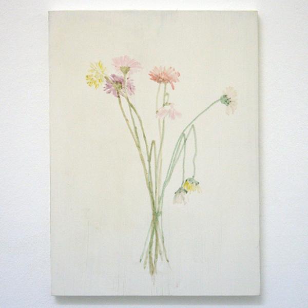 Jasper Hagenaar - Haven - 40x29cm Olieverf op papier op paneel