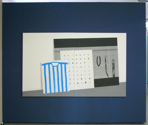 Jeffrey Dunsbergen - Paintings