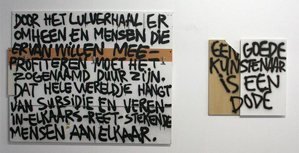 Jeroen Jongeleen - No Style Lulverhaal & No Style Dode Kunstenaar