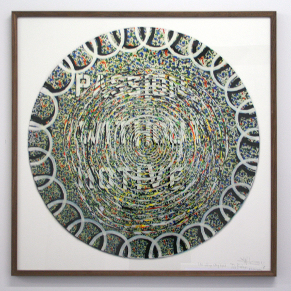 Job Koelewijn - Collage,Storyboard (Krishnamurti) - 80x80cm C-print