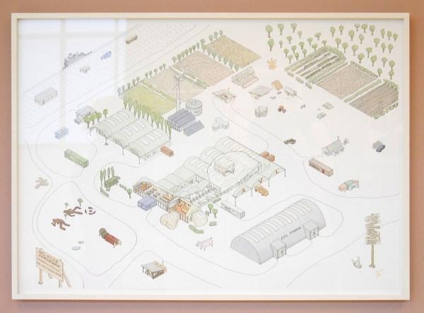 Joep van Lieshout - AVL-Ville - Offset print, oplage 100 (€1,000,-)