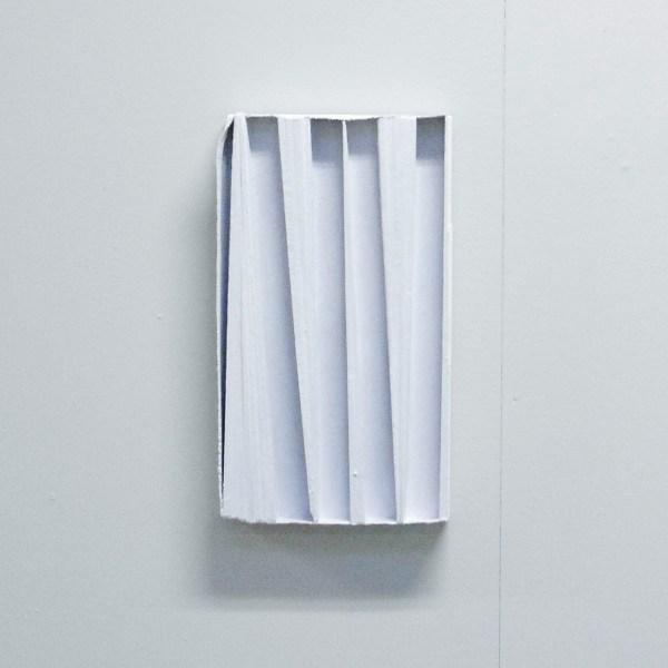 Joseph Montgomery - Image Three Hundred Twelve - 41x24x4cm Olieverf op cedar en canvas