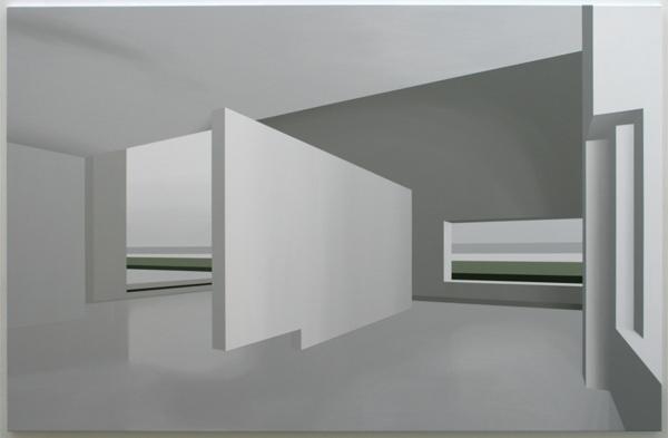 Jurriaan Molenaar - Galerie - 130x200cm Acrylverf op linnen