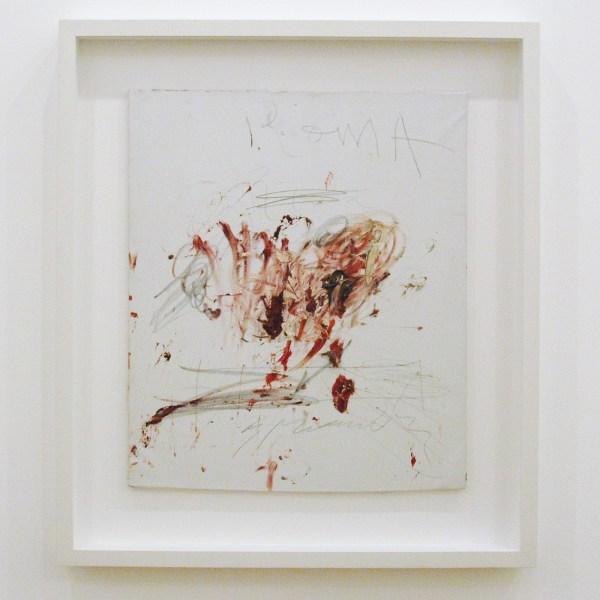 Karsten Greve Galerie - Cy Twombly