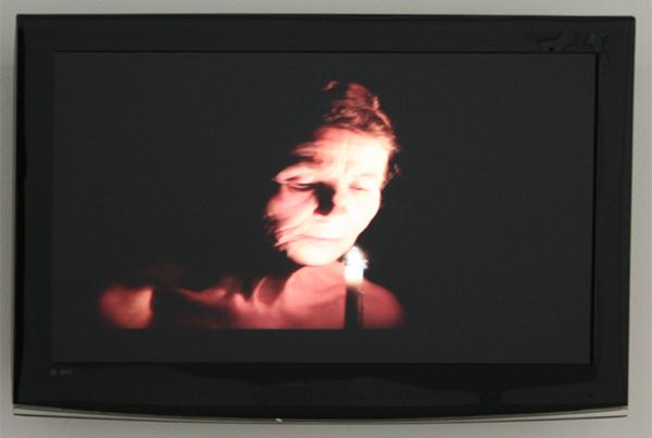 Kaste Seskeviciute - Melancholy - Videoperformance
