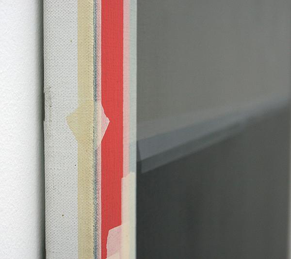 Kees Goudzwaard - Skirt - 90x120cm Olieverf op canvas (detail)