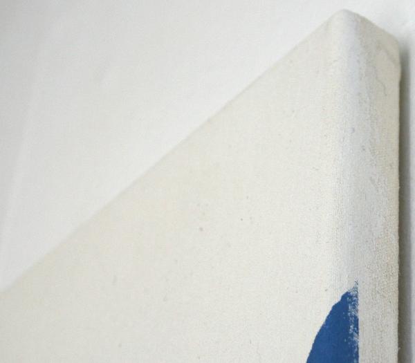 Kim van Norren - I Have A Dream - 140x140cm Acrylverf op doek (tekst Barack Obama) (detail)