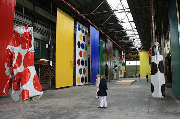 Klaas Kloosterboer - 13101 (carrousel) -  Installatie