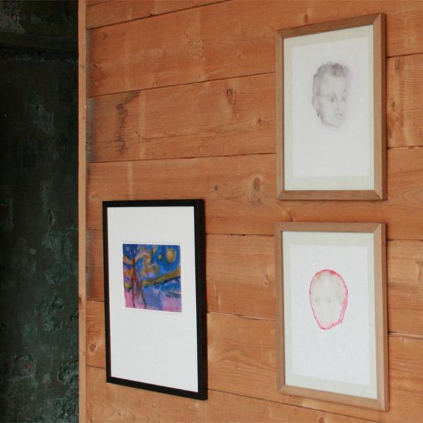 Koen Broucke - Diverse werken op papier