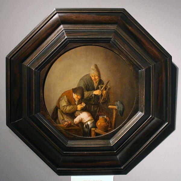 Kunsthandel P de Boer - Adriaen van Ostade