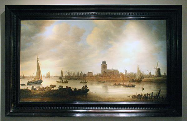 Kunsthandel P de Boer - Jan van Goyen