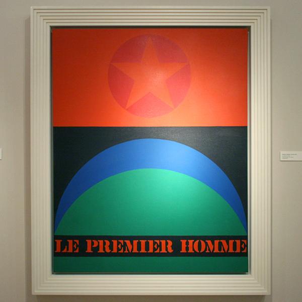 Kunsthandel Peter Pappot - Robert Indiana