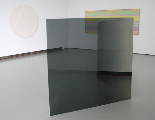 Larry Stuart Bell - Untitled (Right Angle)
