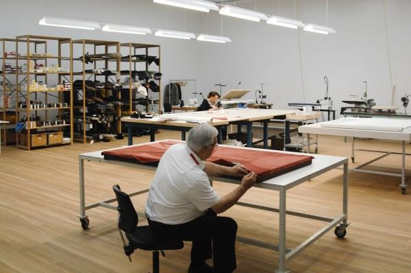 Laura Lima - Tailorshop - Kleermakers atelier