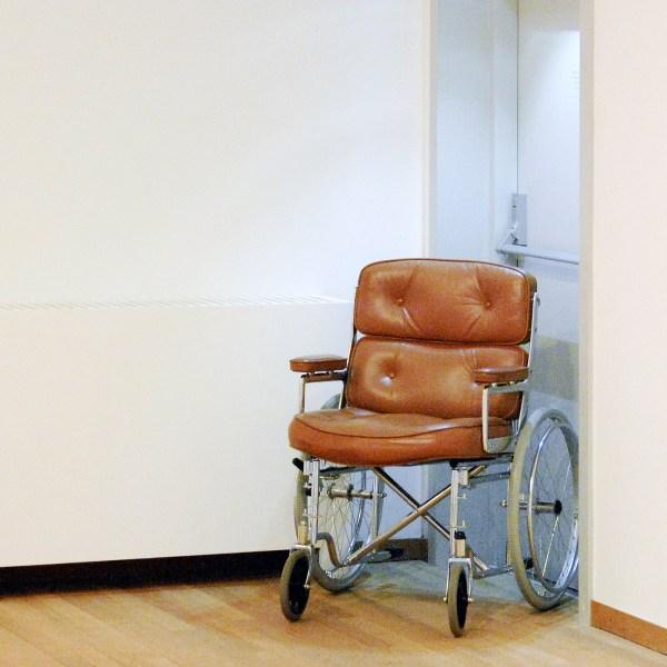 Laura Lima - Wheelchair - Designklassieker met rolstoel