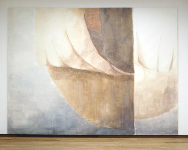 Luc Tuymans - Dough - Olieverf op doek 2005